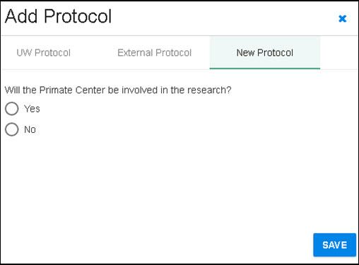 new protocol