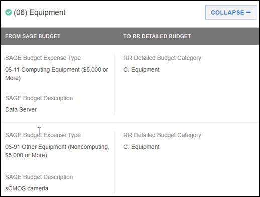 sponsor budget map section 06