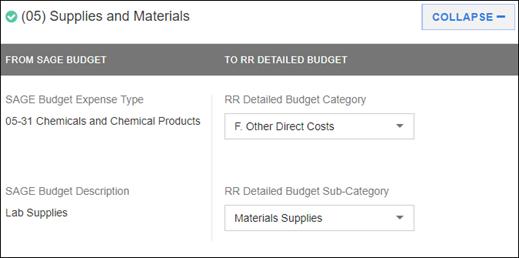 sponsor budget map section 05