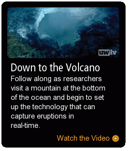 Down to the Volcano
