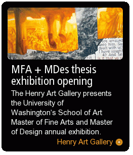 MFA + MDes thesis exhibition opening