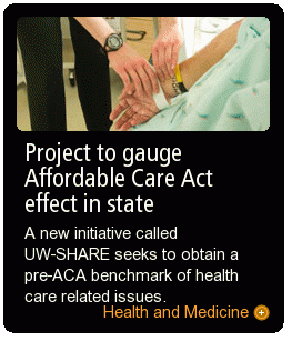 Project to gauge Affordable Care Act effect in state