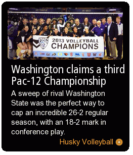 Washington claims a third Pac-12 Championship