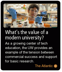 What's the value of a modern university?