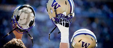 husky football helmet