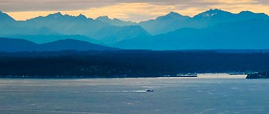 Photo of Puget Sound