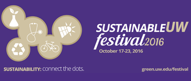 sustainable uw festival GRAPHIC