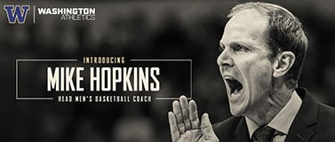 mike hopkins men's basketball coach
