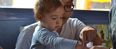 Babies learn second language in iLabs study