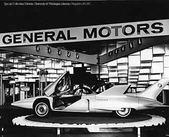 Center for the study of the pacific northwest for History of general motors