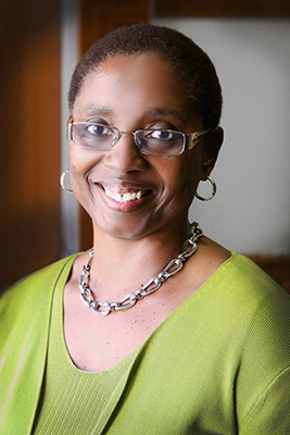 Valerie Taylor, Senior Associate Dean for Academic Affairs.