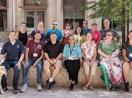 The educators who attended the 2018 professional development workshop.