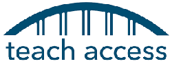 Teach Access logo