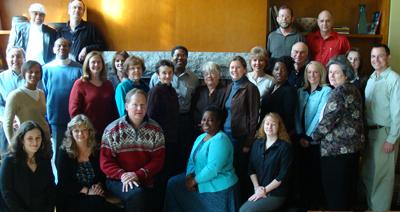 A group photo of CBI participants