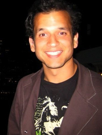 Image of Seth for Accesscomputing Team Bio