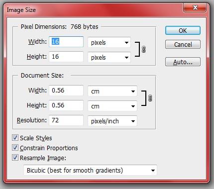 WebD2: Creating a Favicon