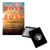 'Boys in the Boat' and Bookmark Set