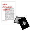'New American Stories' and Bookmark Set
