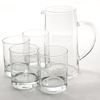 UW Medicine Pitcher & Tumblers Set