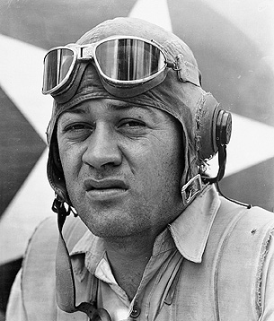 """Tacoma Back Pages >> Our Back Pages: """"Pappy"""" Boyington"""