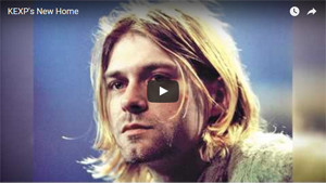 Youtube Video Screencapture of Kurt Cobain