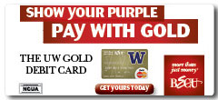 BECU Gold Debit Card