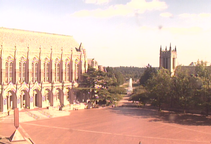 University of Washington Seattle Webcams