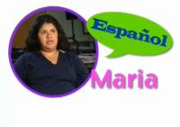 still image from video Scholar Profile Maria