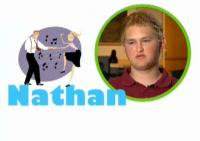 still image from video Scholar Profile Nathan