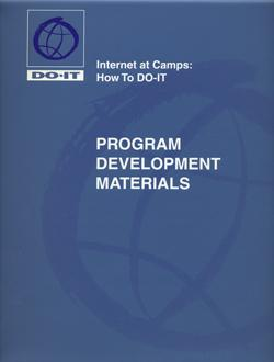 Cover image for Internet at Camps: How to DO-IT