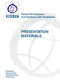 Cover image for Career Development and Students with Disabilities
