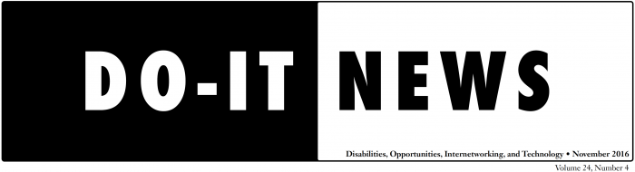 DO-IT News November 2016 Header.