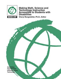 Cover image for Making Math, Science, and Technology Instruction Accessible to Students with Disabilities