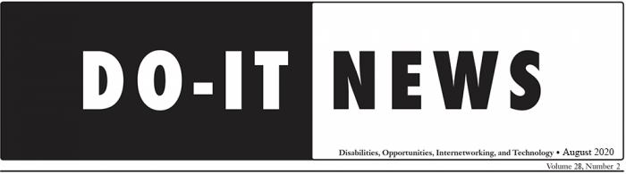 DO-IT News August 2020