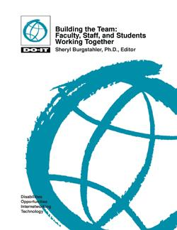 Cover image for Building the Team: Faculty, Staff, and Students Working Together