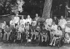 Picture of Camp Courage kids