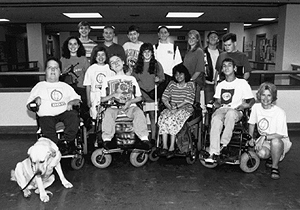 Picture of 1995 Phase III Scholars