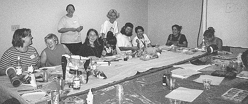 Picture of Sumi painting workshop