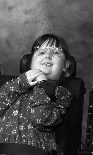 Picture of DO-IT Scholar Sarah