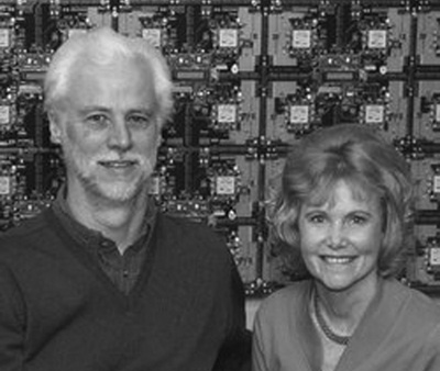 Picture of Richard Ladner &  Sheryl Burgstahler