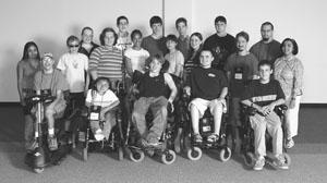 Photo of 2002 DO-IT Scholars