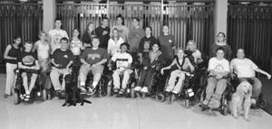 Photo of 2004 DO-IT Scholars