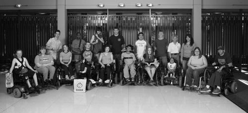 Group photo of 2005 Scholars