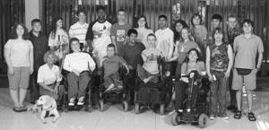 Photo of 2006 DO-IT Scholars