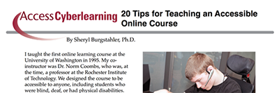 The header of the 20 Tips Informational Brief