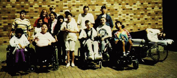 Picture of 1994 Phase II DO-it Scholars