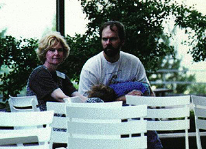 Picture of the DO-IT Director, Sheryl Burgstahler and her husband.