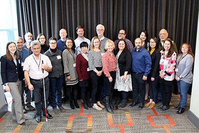 AccessCyberlearning 2.0 CBI attendees.