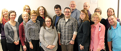 IT employees from Washington State University campuses joined Accessible Technology Services to discuss Policy #188.