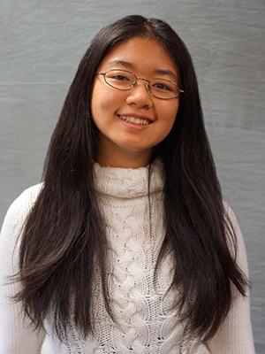 Award Recipient, Jessie Zhang